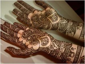 INDIAN MEHANDI