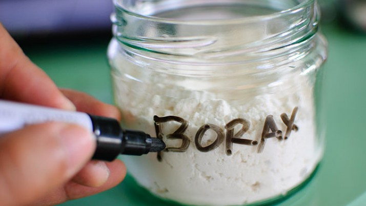 Is borax safe for your skin?