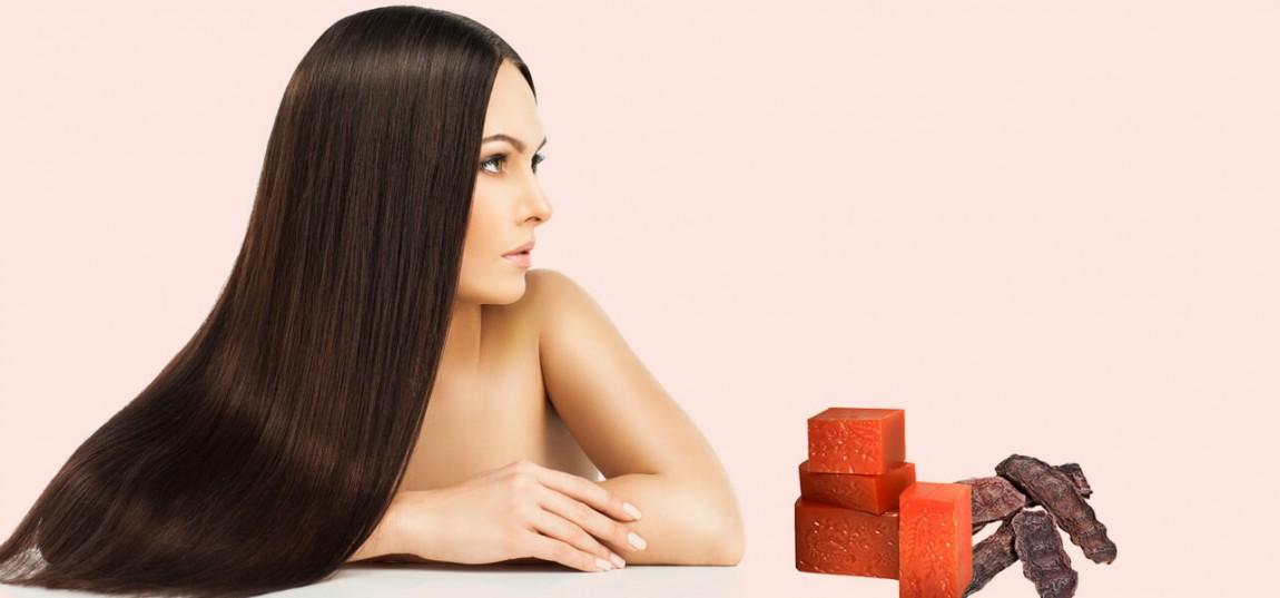 Shikakai soap for hair