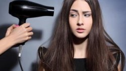 BLOW DRYER MISTAKES THAT DAMAGES YOUR HAIR