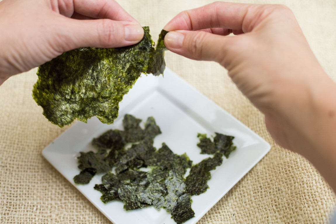 How to prepare seaweed facial mask