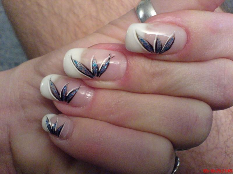 Stunning nail art design | Beauty and Style