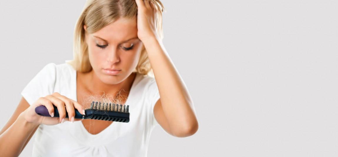 Silicon hair treatment for hair lose