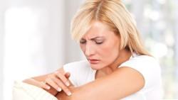 Symptoms of dry skin