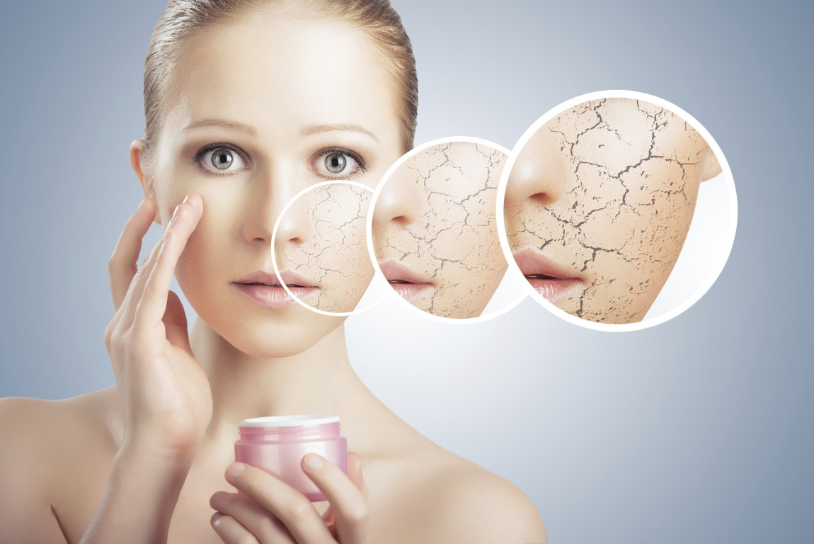 Symptoms and treatments for dry skin allergy