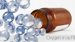 Oxygen supplements for athletes