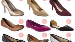 DIFFERENT TYPES OF SHOES THAT YO MUST HAVE