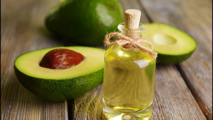 Avocado oil for acne
