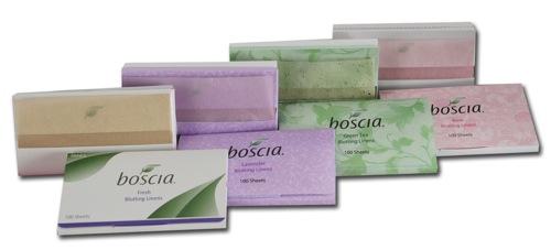Blotting paper for oily skin