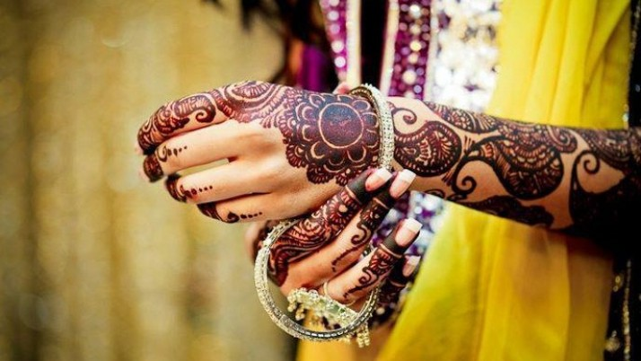 Tip to make mehndi darker