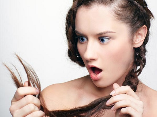 How to get rid of white hair in young age