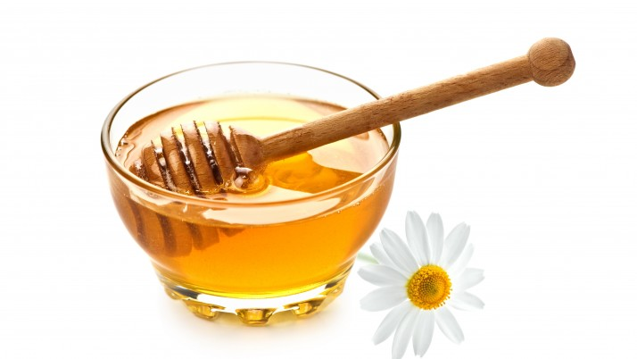 Honey for dry skin