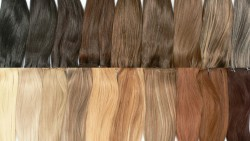 Brown hair color guide