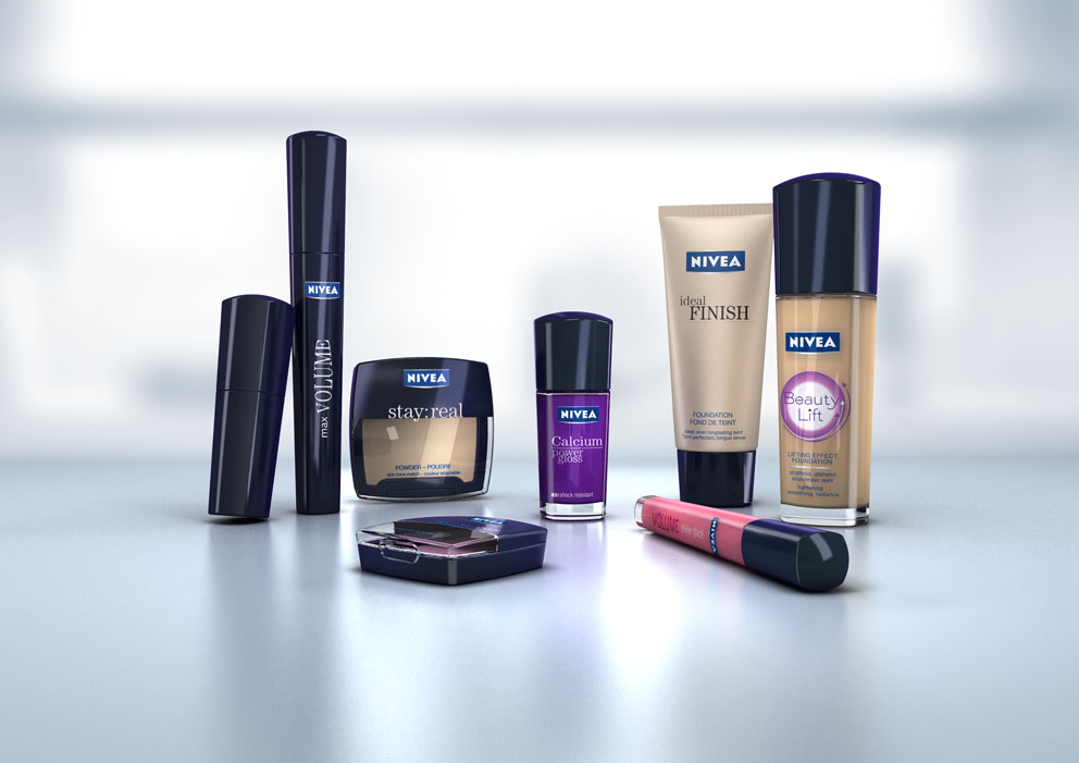 Top international makeup brands
