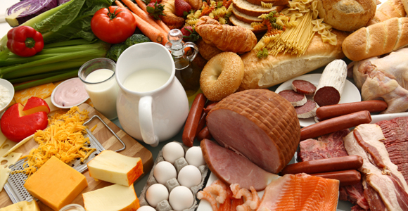 Methionine rich food