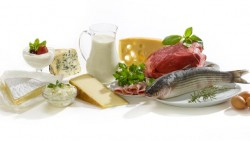 Foods rich in lysine