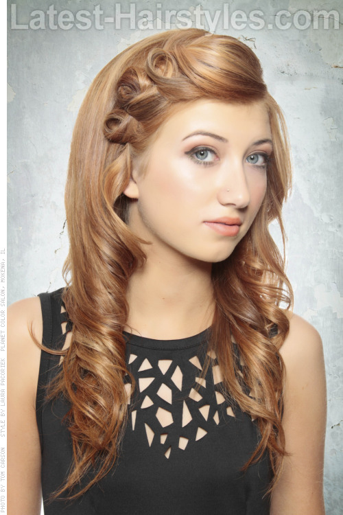 Enjoyable Best Hair Style For College Girl Beauty And Style Hairstyles For Women Draintrainus