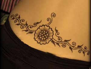 Henna (Mehndi) Body Art Tattoo Designs
