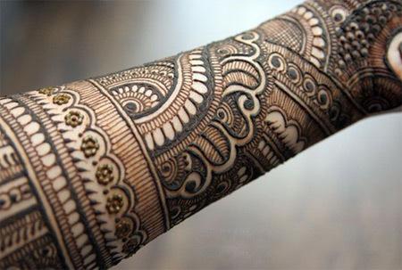 Arm Mehndi Style : Bisea mistral mehndi design beauty and style