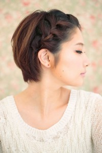 Braided-Hairstyles-for-Short-Hair-Asian-Hair-Style