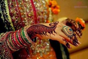 Bridal Mehndi design photo 222