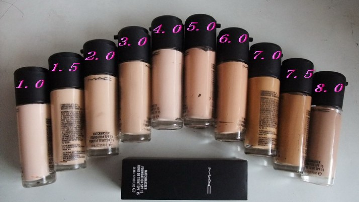 Waterproof Foundation Available in India