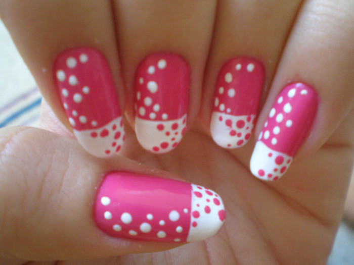 Hand paint nail art beauty and style hand paint nail art prinsesfo Gallery