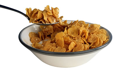 Corn flakes for weight loss