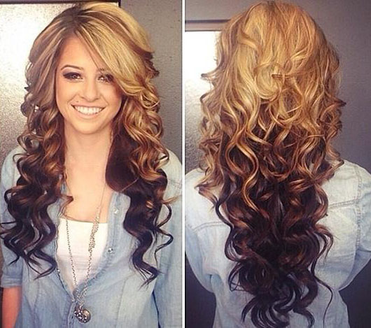 Long hairstyle | Beauty and Style
