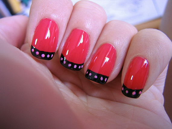 Hand paint nail art beauty and style how to make easy nail art designs at prinsesfo Choice Image