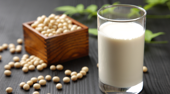 Is soya milk good for weight losing??