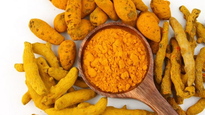 Uses of turmeric for allergies