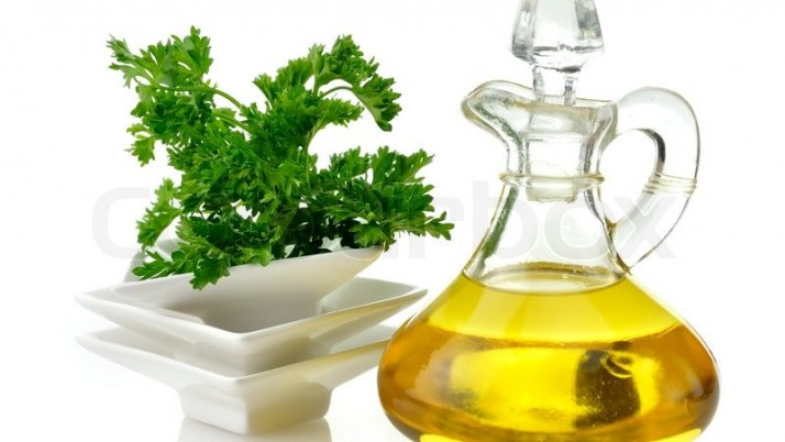 Benefits of parsley oil
