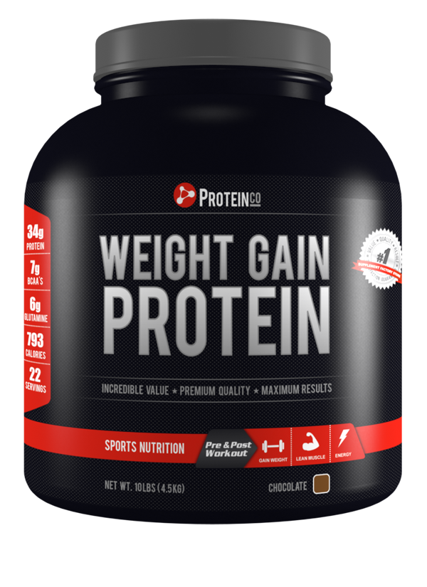 Protein powder for weight gain