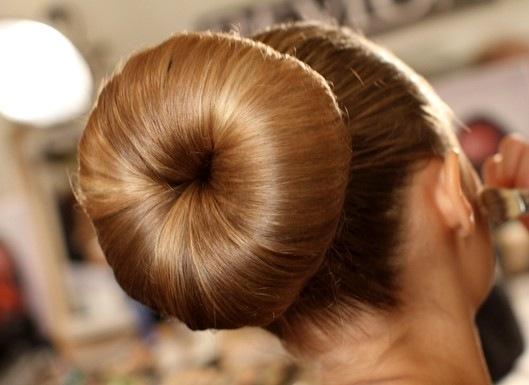 Donut Bun Beauty And Style