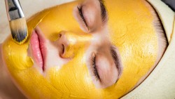 Summer face packs for combination skin