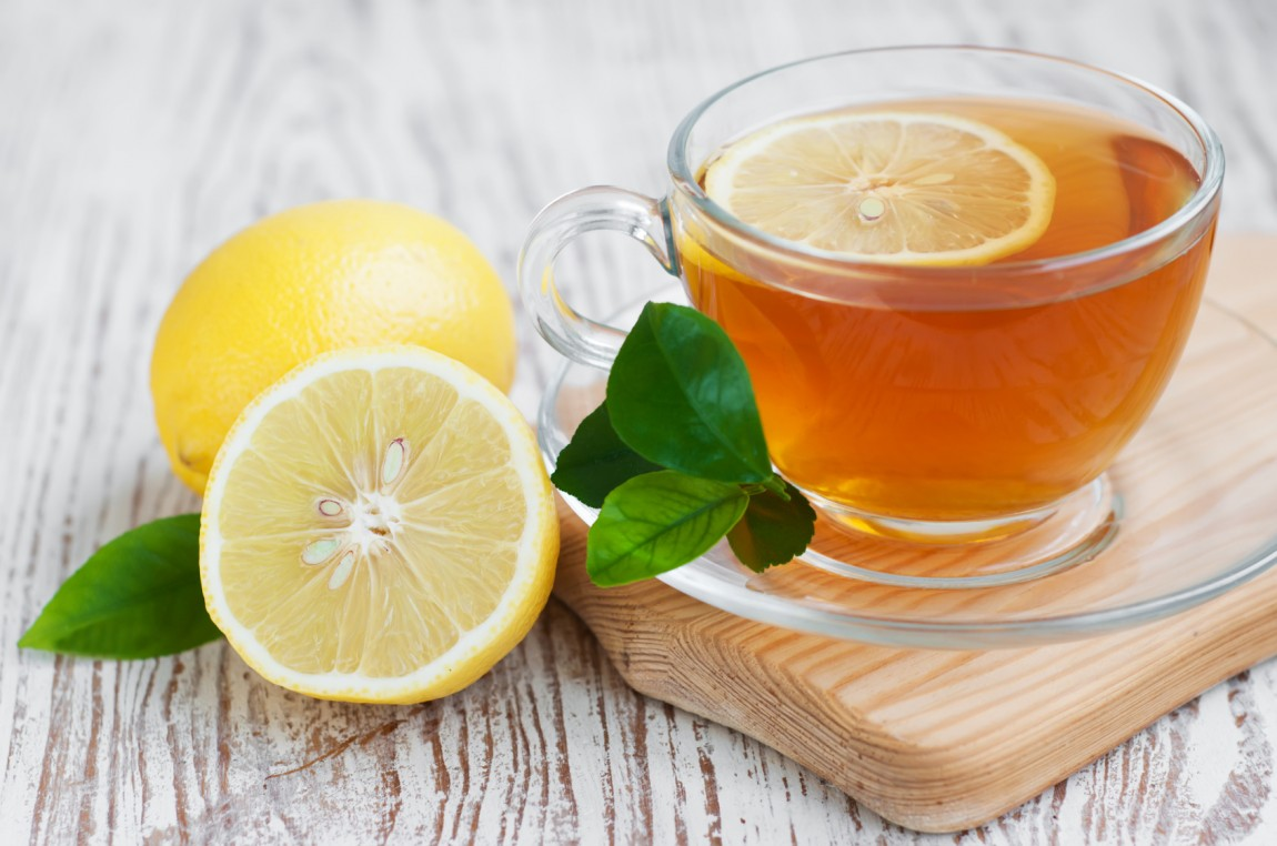 Simple Lemon Tea Recipes for Weight Loss
