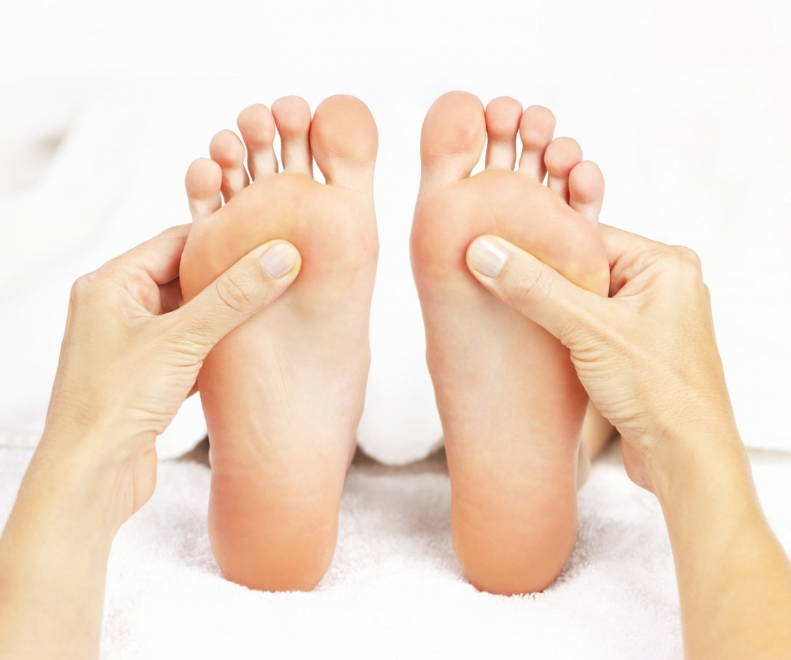Isn't it surprising to know that reflexology can actually help you lose weight?