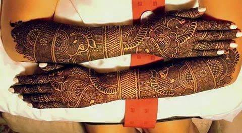 Top mehndi designs which everyone should try mehandi design simple bail mehndi designits also one of best way to apply mehndi design at home when people apply this mehandi design the make simple bail and simple thecheapjerseys Choice Image