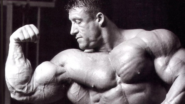 Nutrition Tips from Dorian Yates
