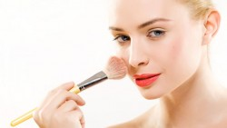How To Apply A Blush If You Are A Bride To Be?