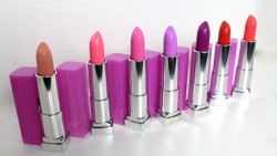 Best Maybelline Lipstick Shades Available In India