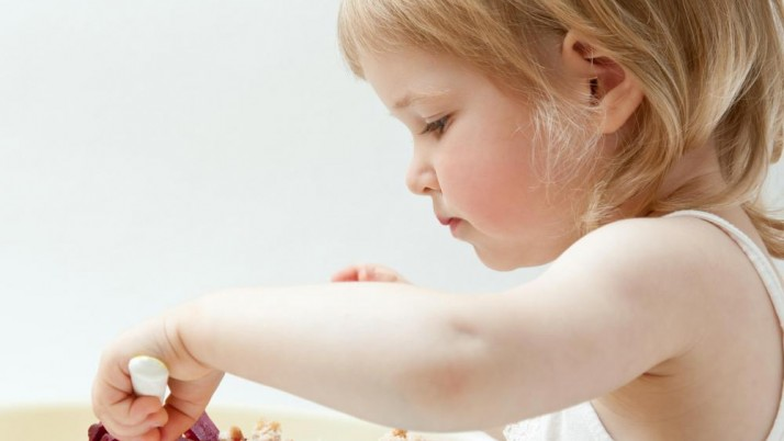 MOST NUTRITIUOS FOOD FOR CHILDREN
