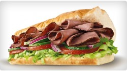 Subway Food Items and Their Nutrition Facts