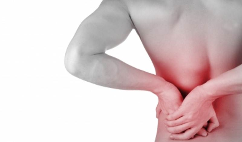 Reasons For Back Pain