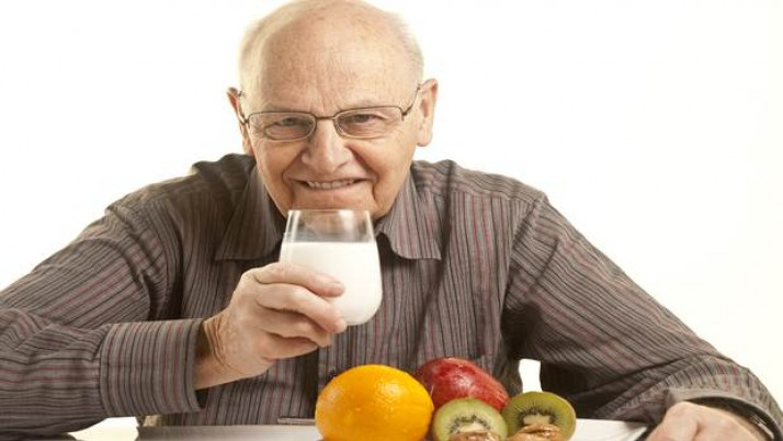 Nutrition Needs of Elderly People