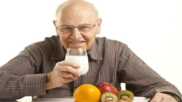 Nutrition Needs of Elderly People