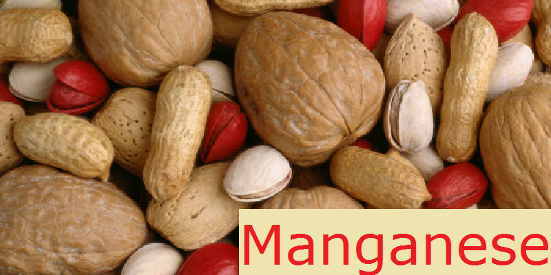 Amazing Health Benefits of Manganese