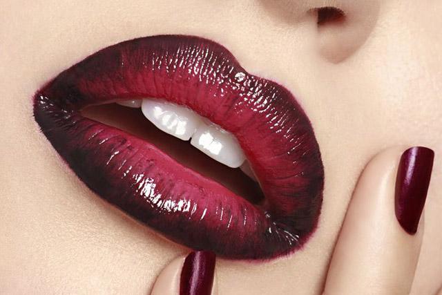 Luscious Ombre Lips makeup- Tutorial