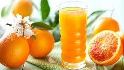 The Orange Juice Diet